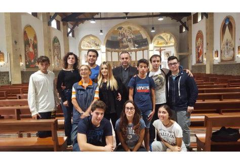 Volontariato presso la Missione Speranza e Carità