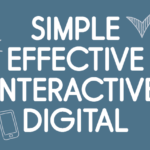 simple effective interactive digital