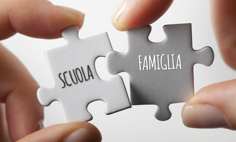 puzzle scuola famiglia